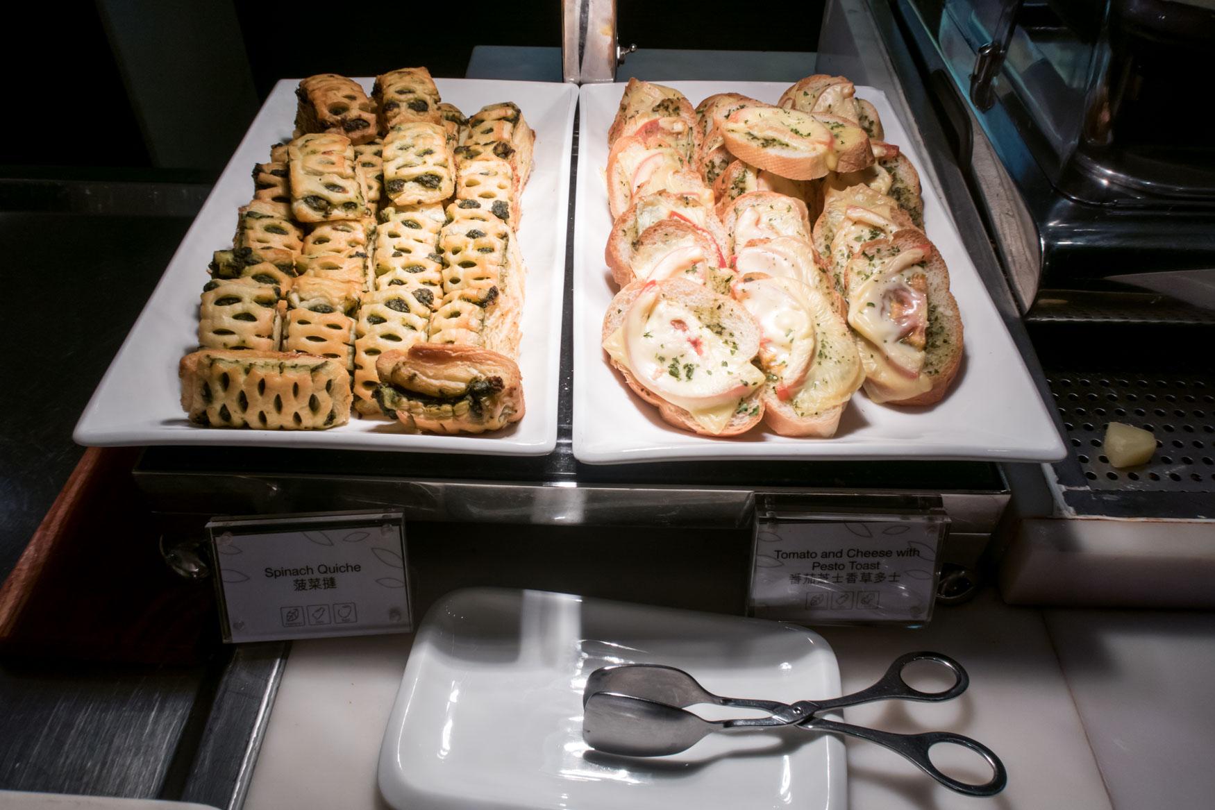Warm Pastries