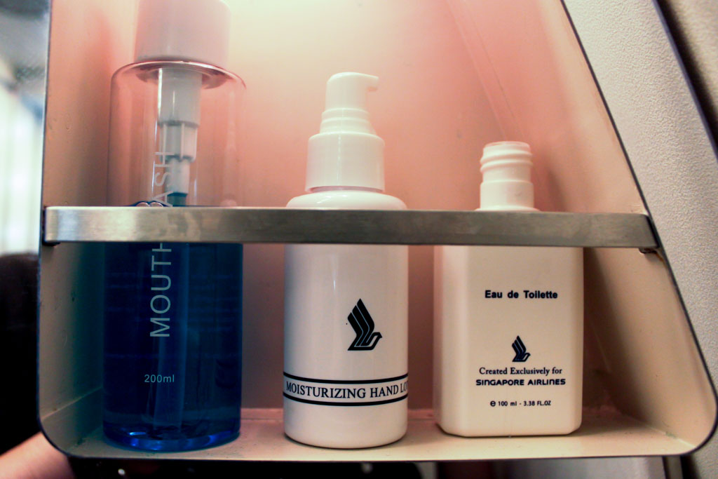 Washroom Amenities