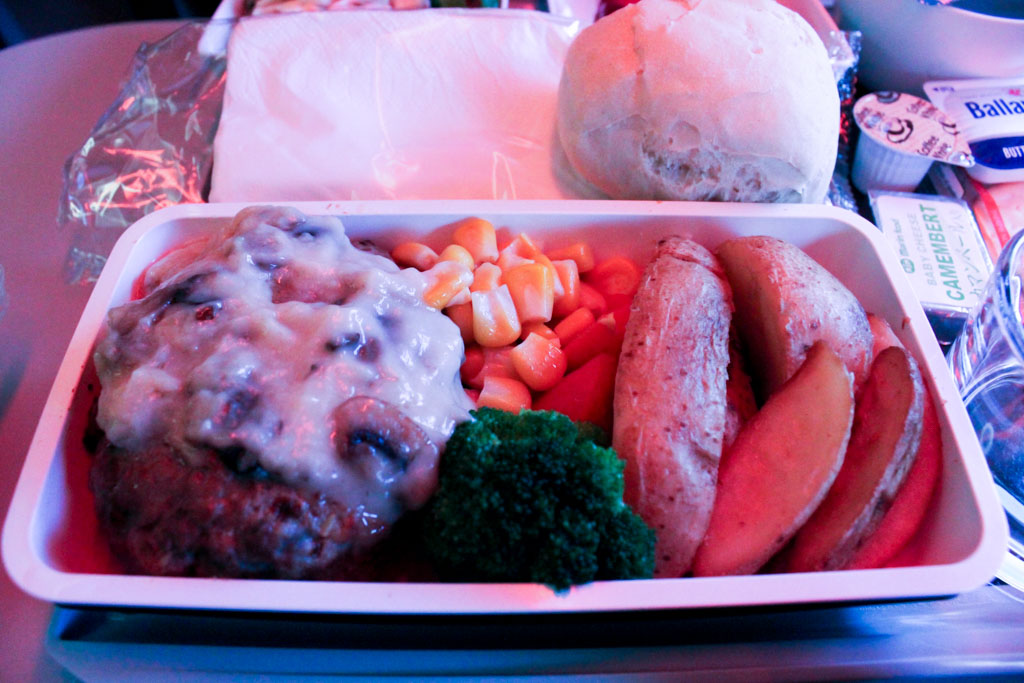 Singapore Airlines Book the Cook Meal Option