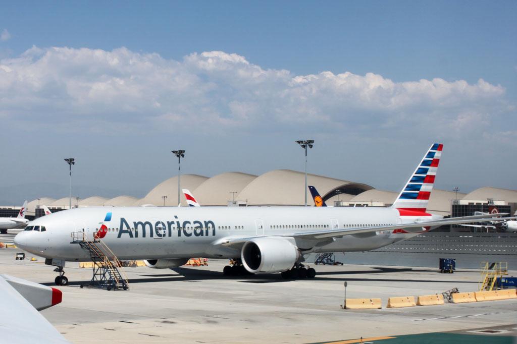 American 777-300ER