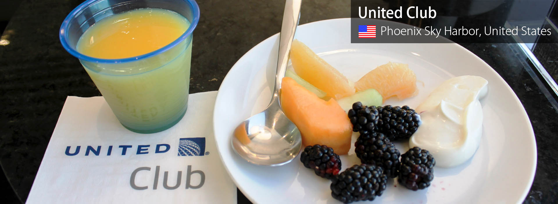 Lounge Review: United Club Lounge at Phoenix Sky Harbor