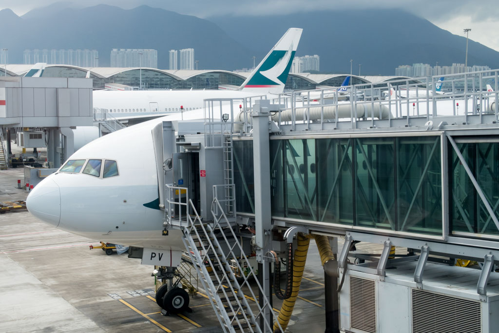 Boeing 777-300ER Cathay Pacific