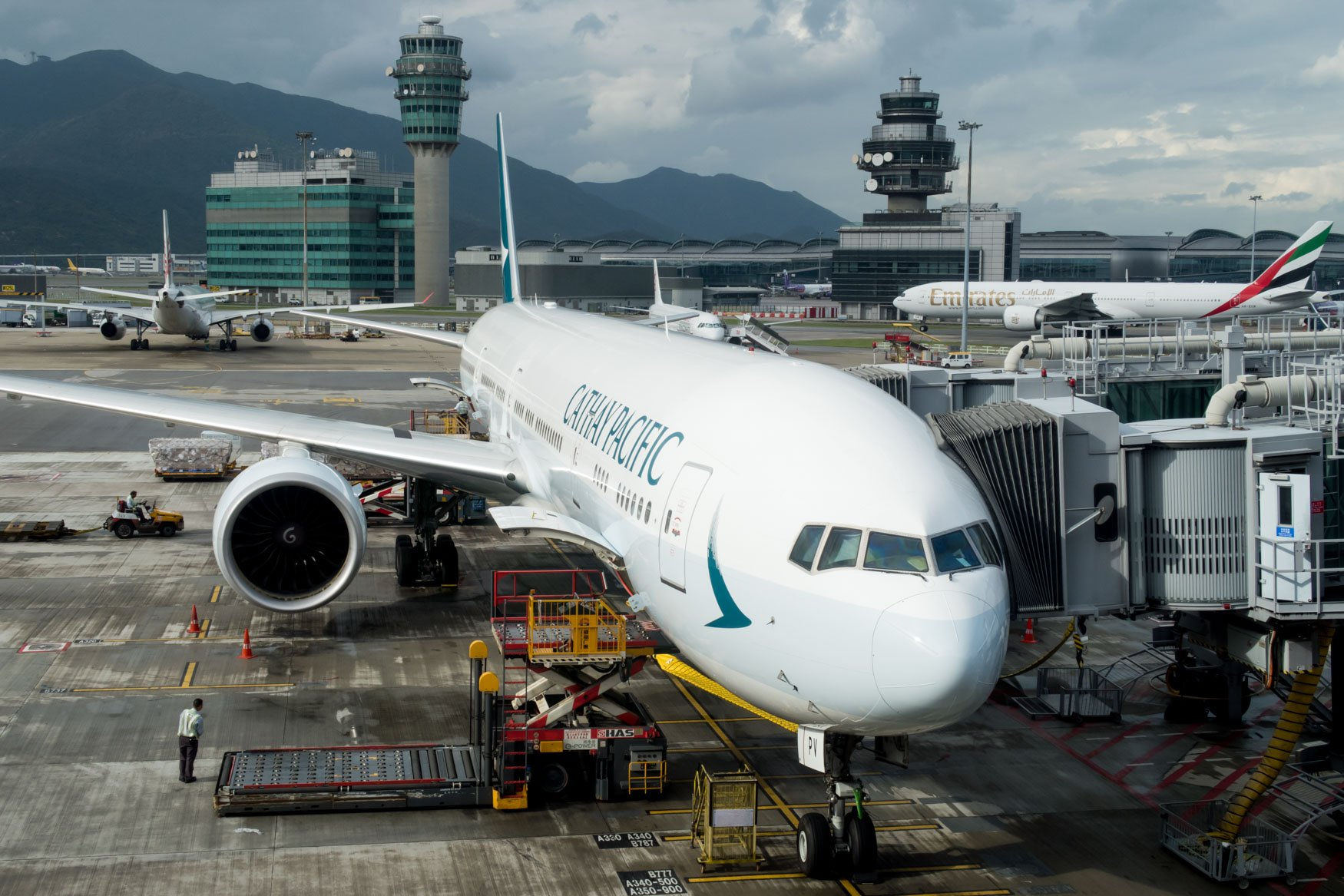 Cathay Pacific Boeing 777-300ER