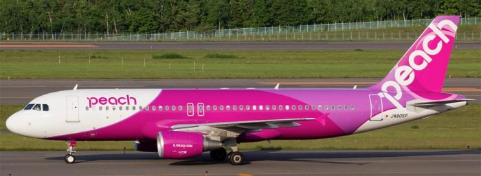 Peach Set to Become the First Low Cost Carrier at Niigata Airport in March 2018