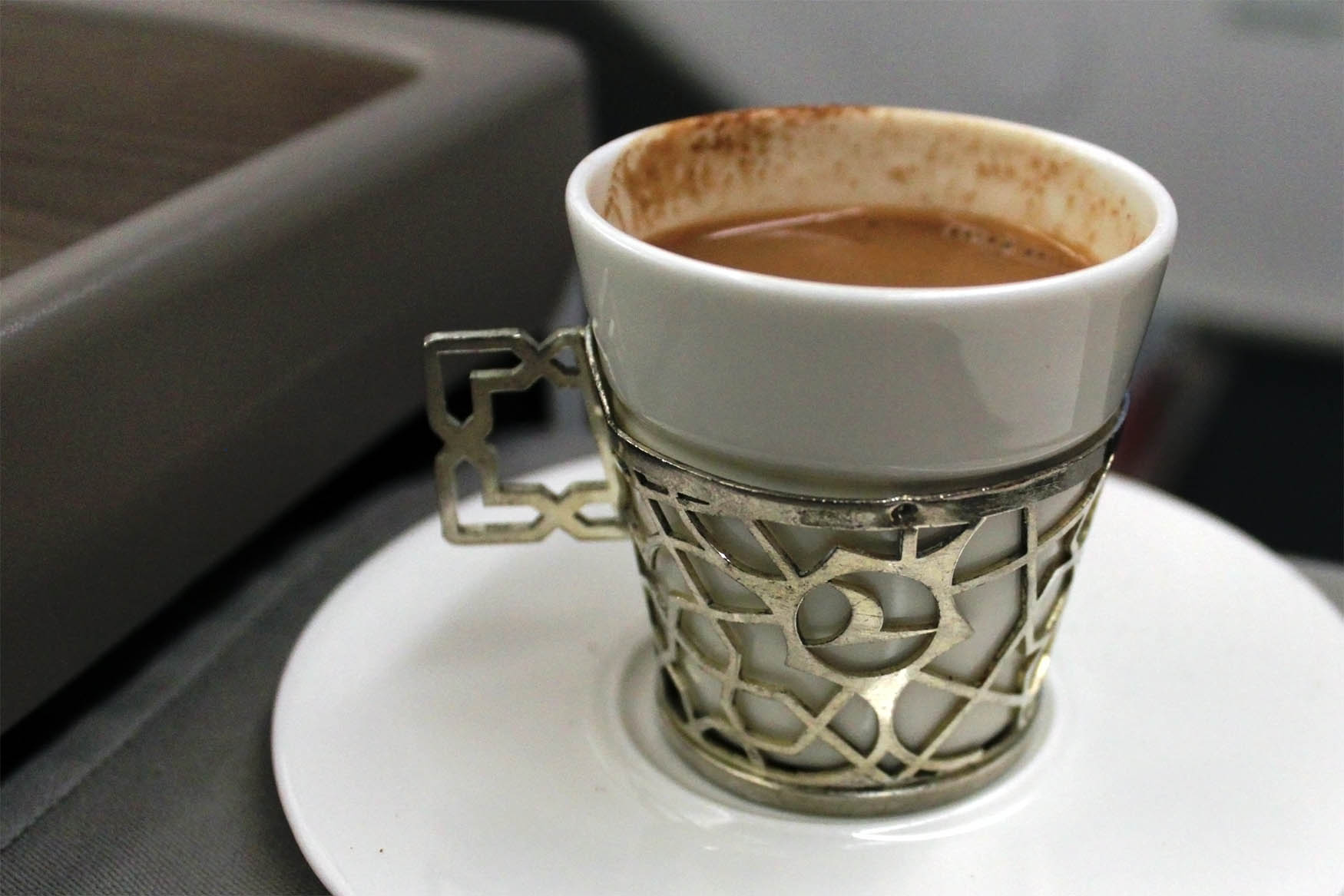 Turkish Airlines Coffee