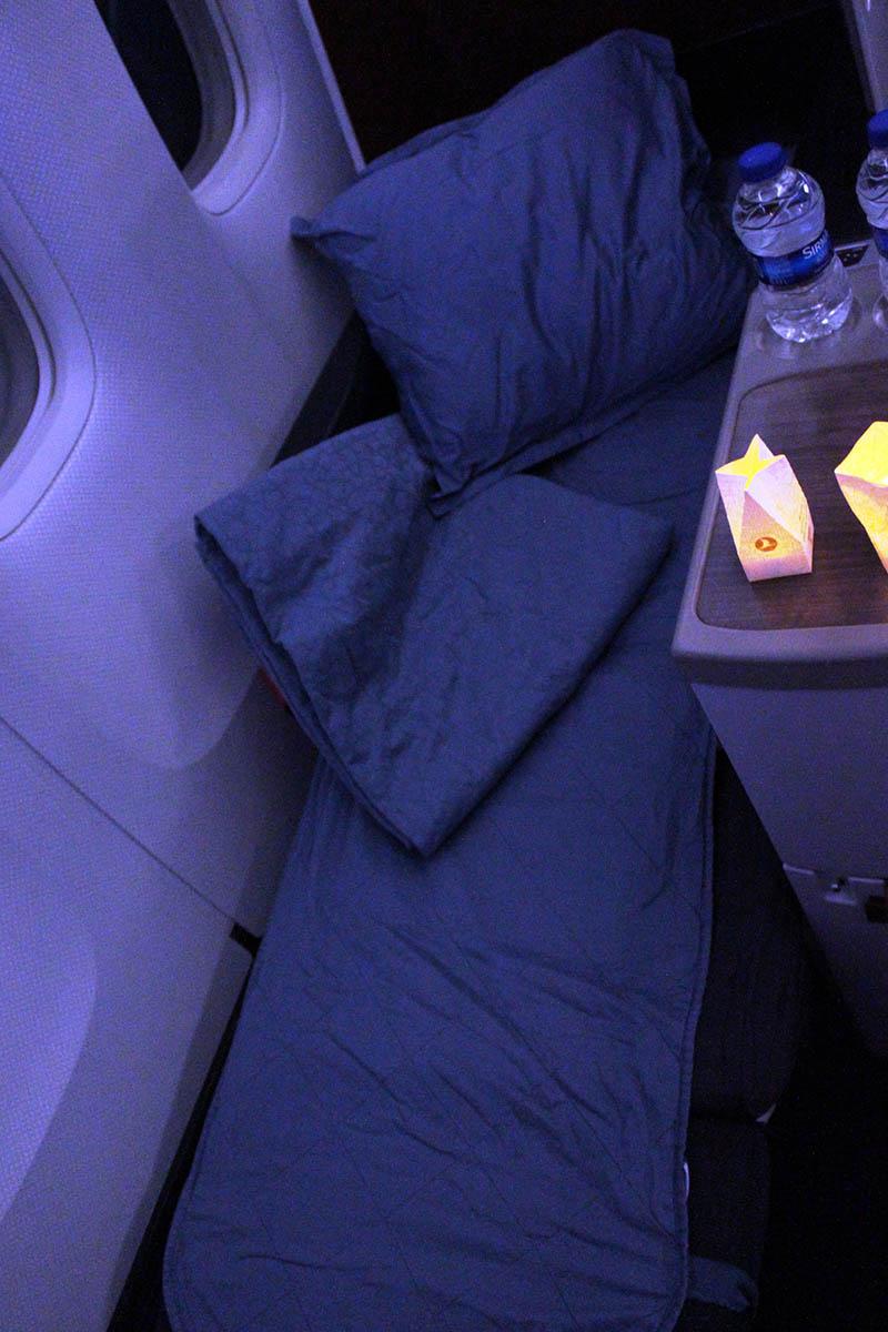 Turkish Airlines Bedding