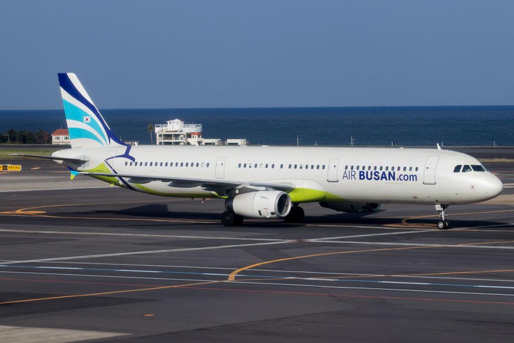 Air Busan A321