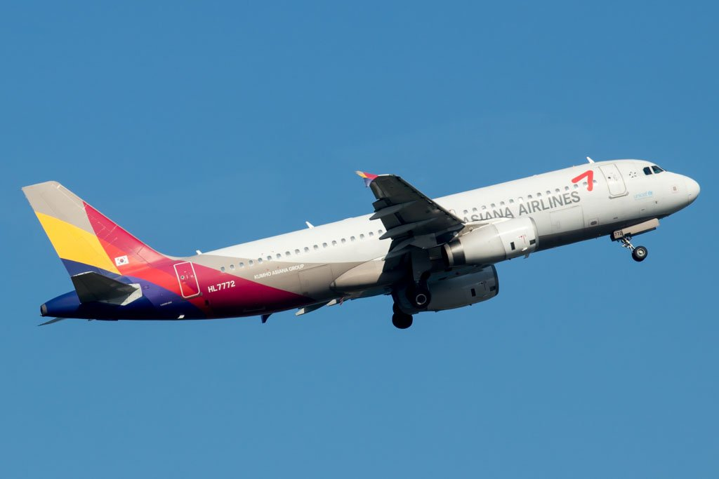 Asiana Airlines A320