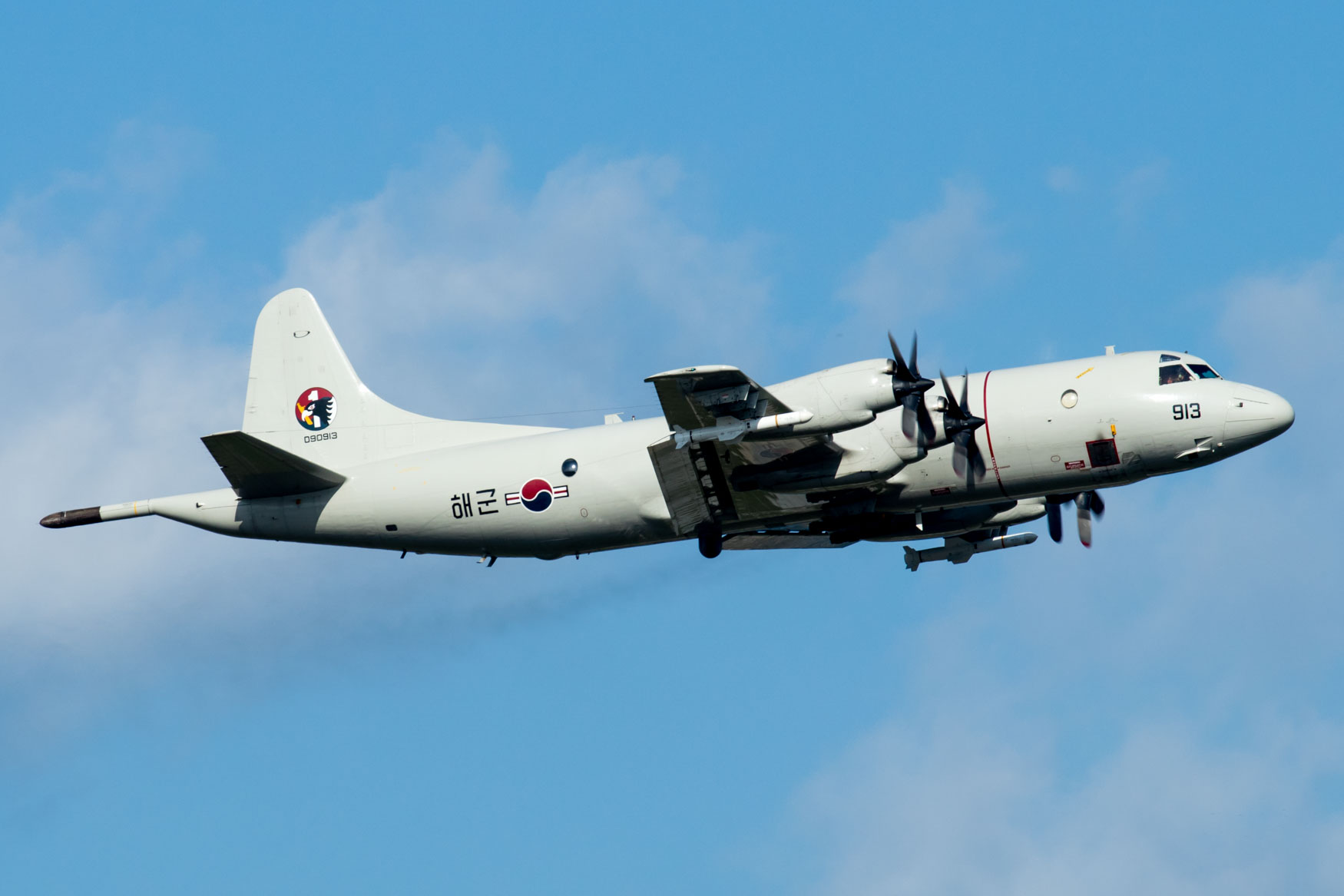Republic of Korea Navy P-3