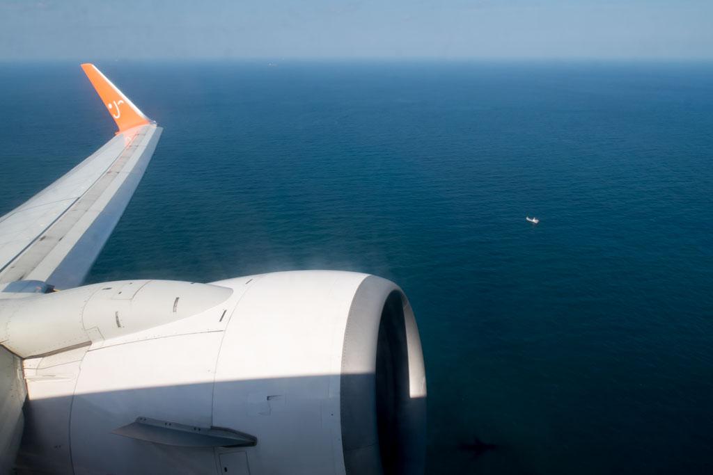 Leaving Jeju Behind