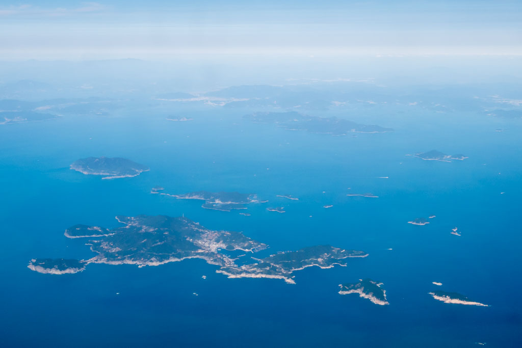 Islands Off the Coast