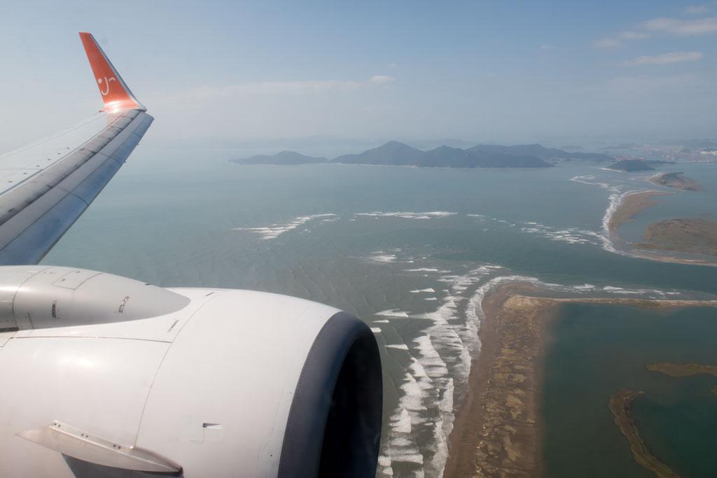 Korean Coast