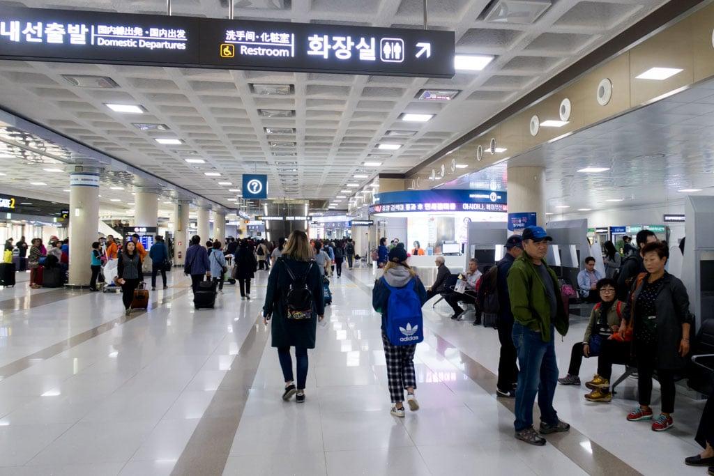 Jeju Airport Domestic Terminal