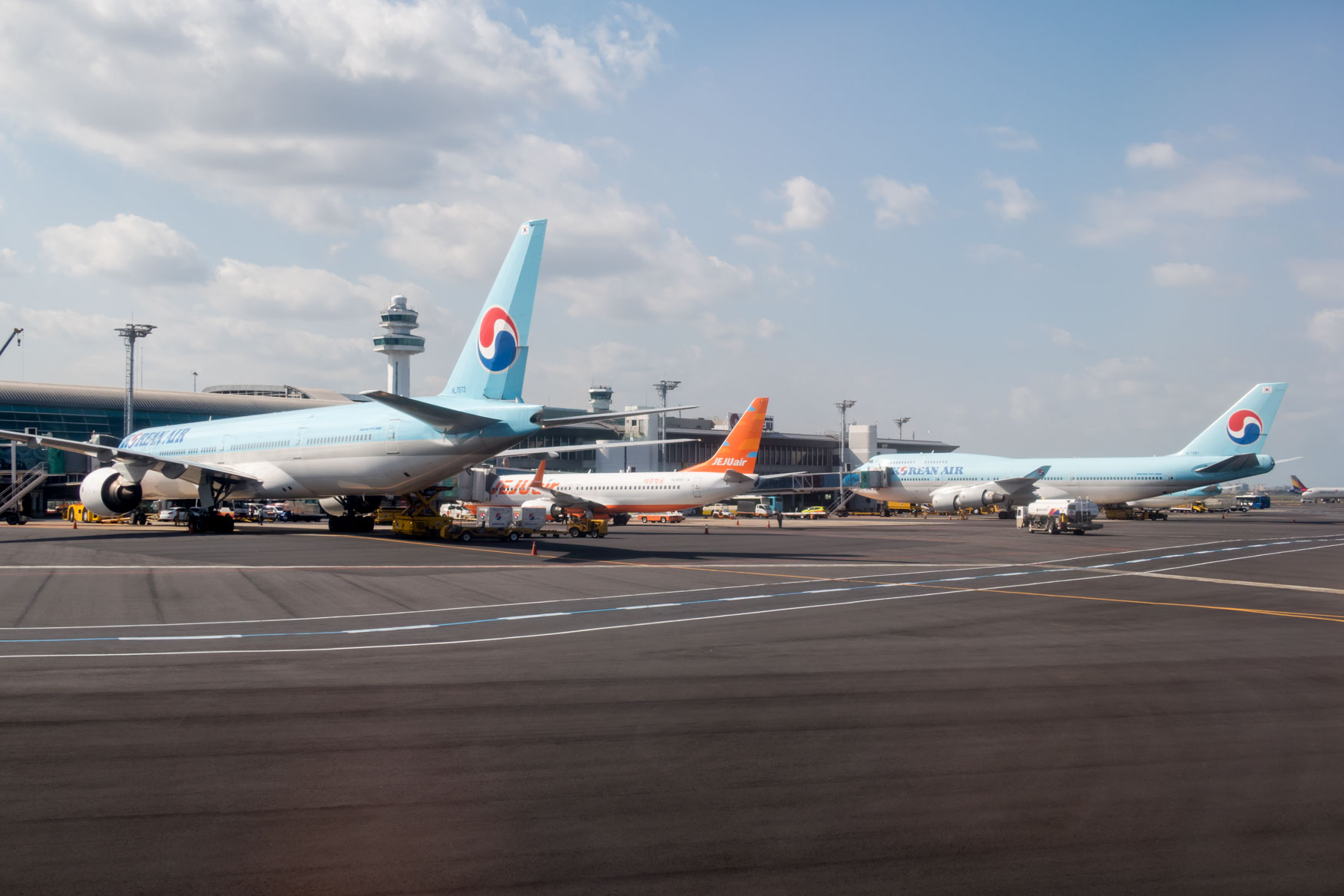 Flight Review: Jeju Air 737-800 Economy Class from Jeju to Busan
