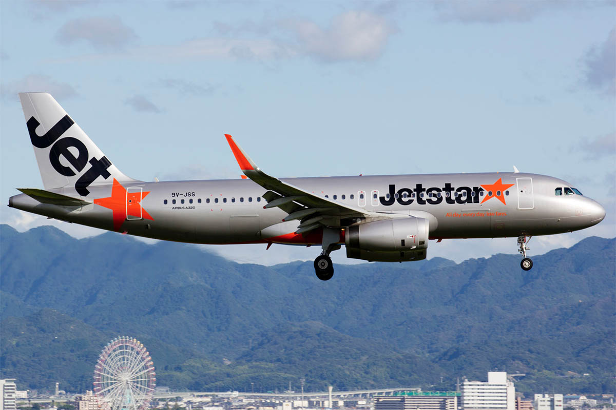 jetstar strike - HD 1200×800