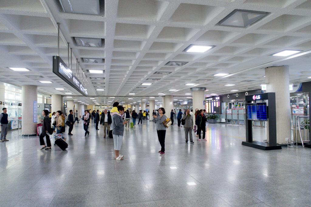 Jeju Airport Terminal