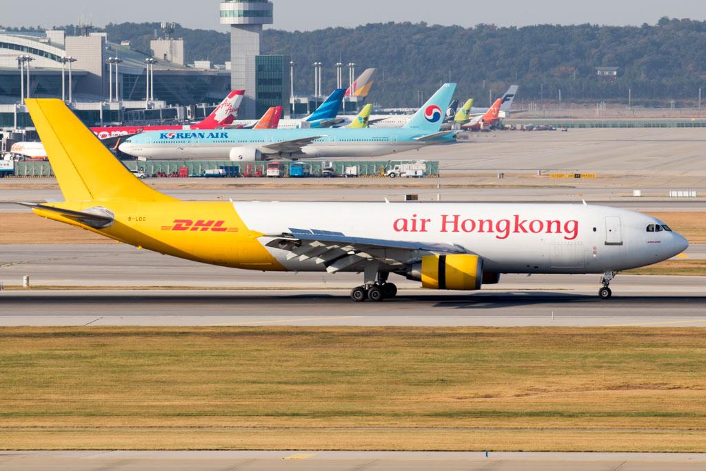 Air Hong Kong A300