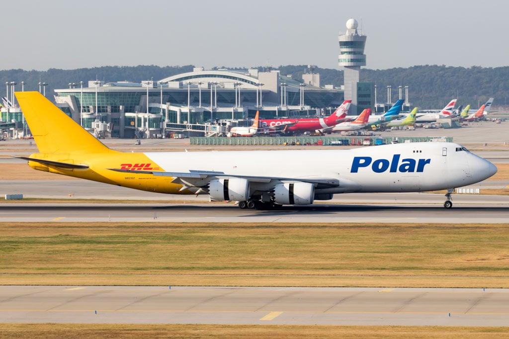 Polar Air Cargo 747-8F