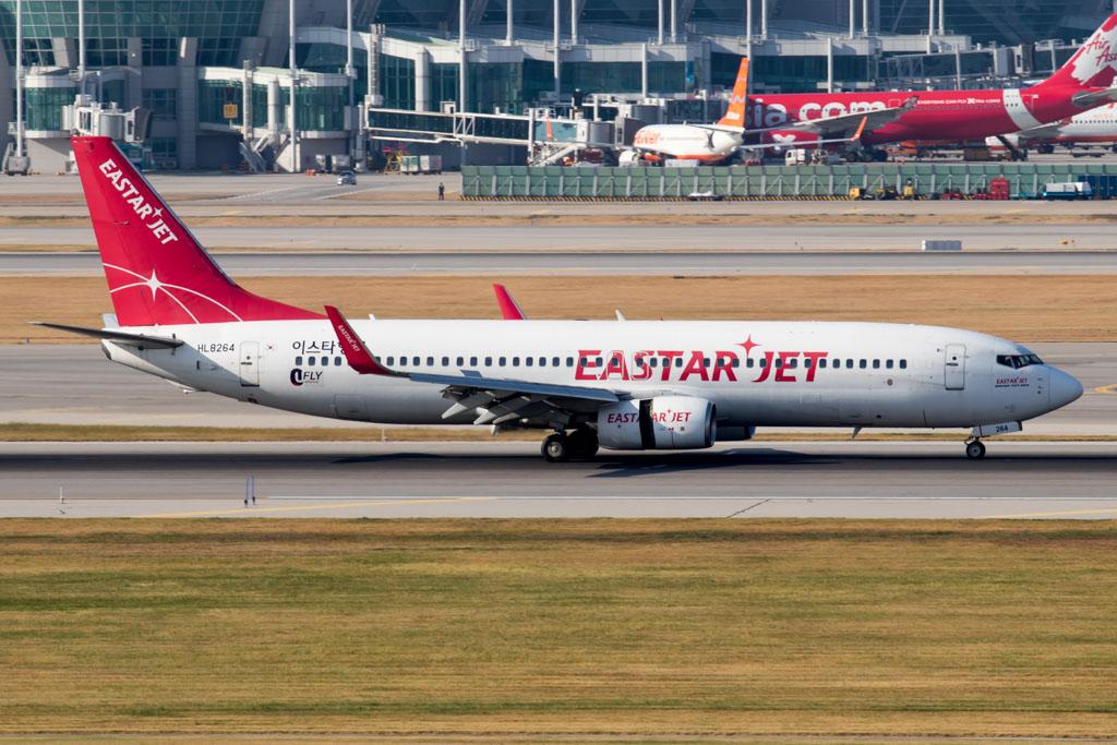 Eastar Jet 737-800