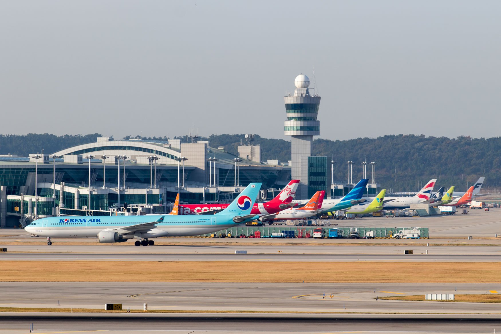 Seoul Incheon Airport Overview