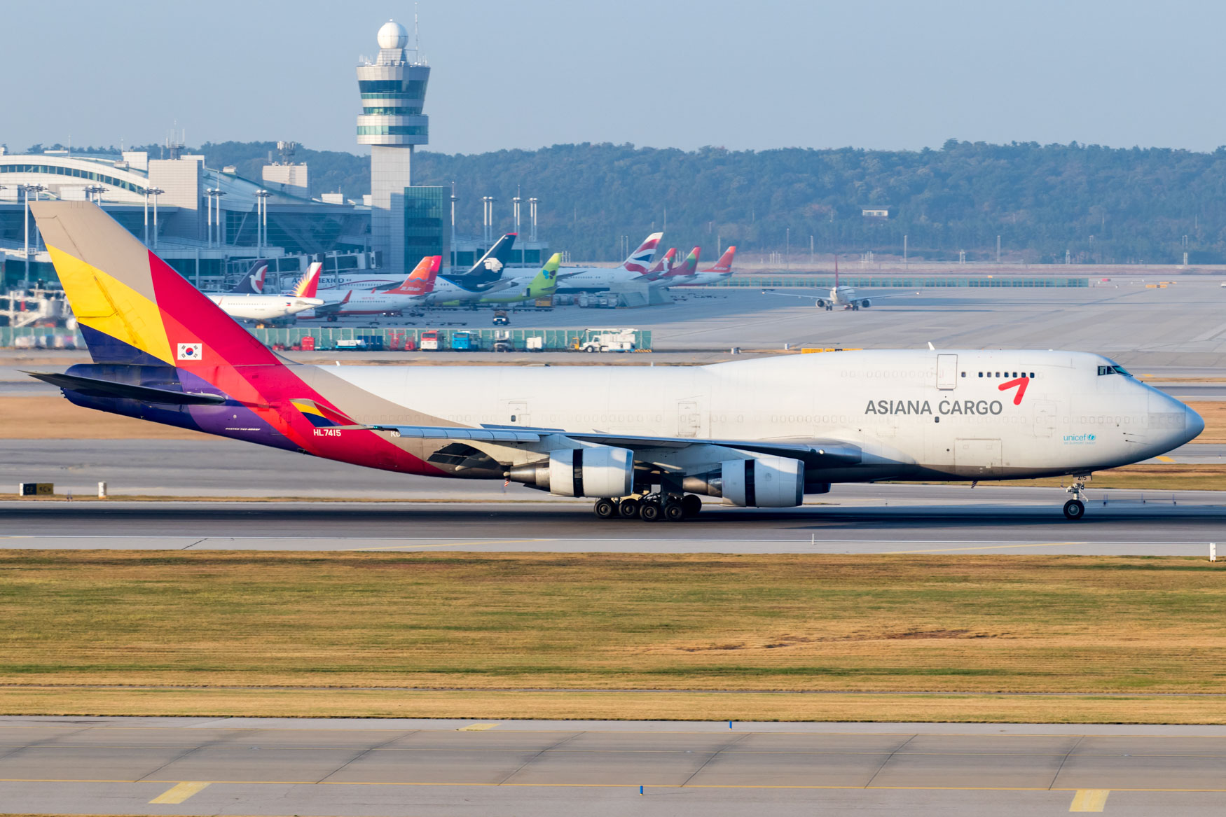 Asiana Cargo 747-400F