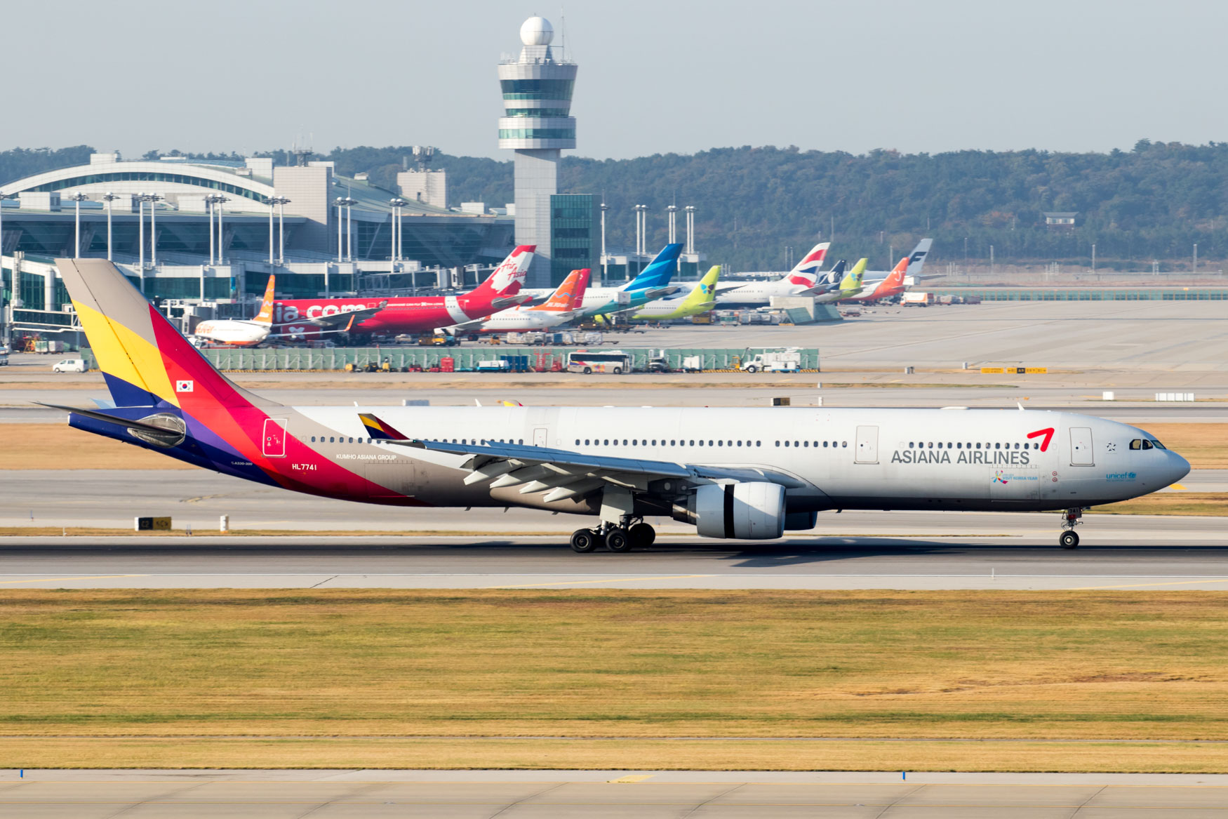 Asiana Airlines A330-300