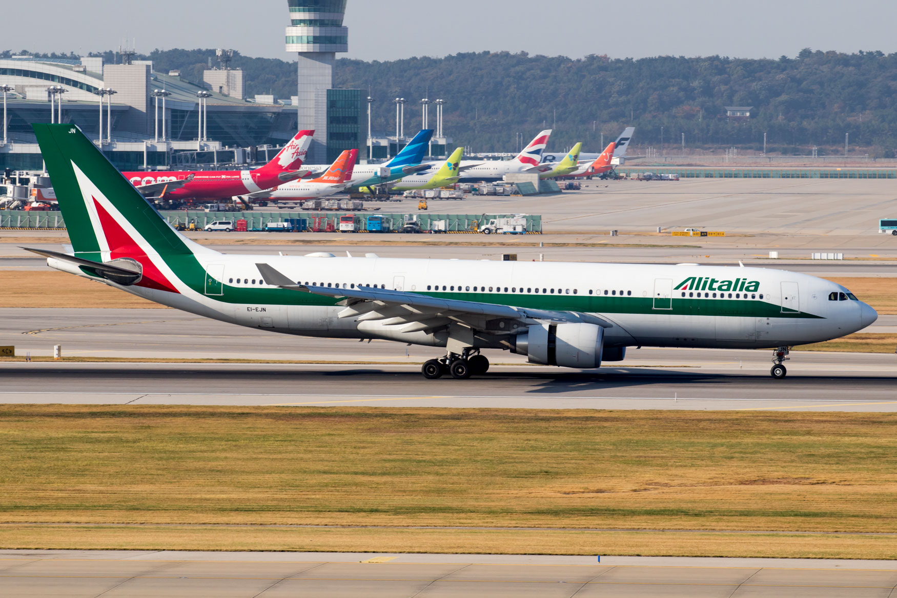 Image result for alitalia incheon airport