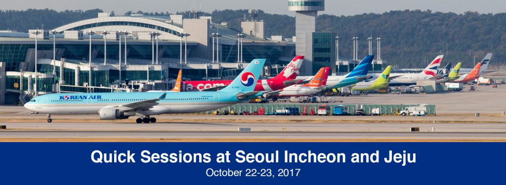 Spotting Report: Quick Sessions at Seoul Incheon and Jeju Airports in South Korea