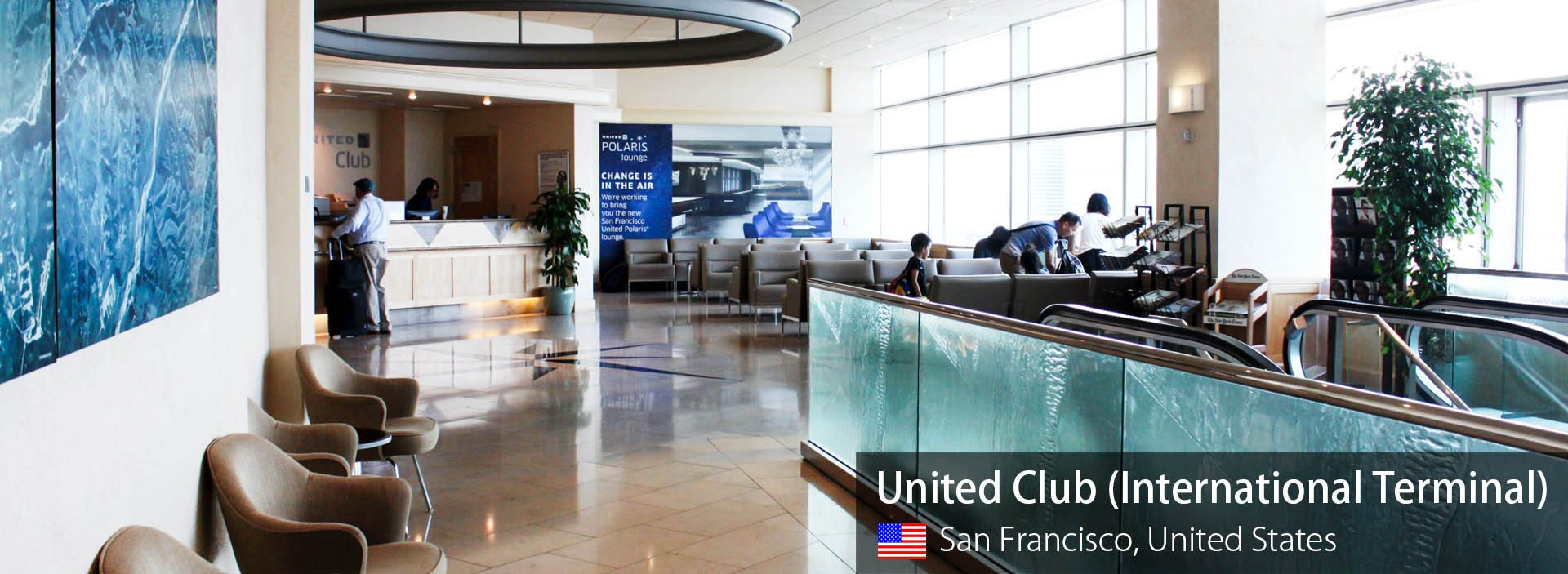 Lounge Review: United Club (International Terminal) at San Francisco International