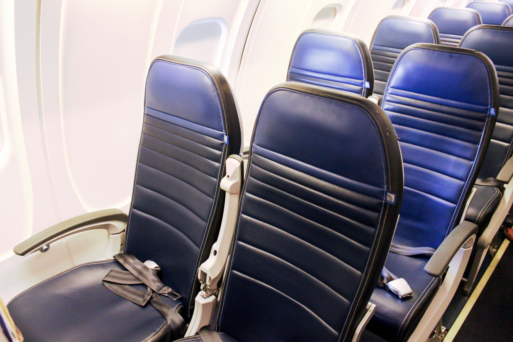United Express Seats