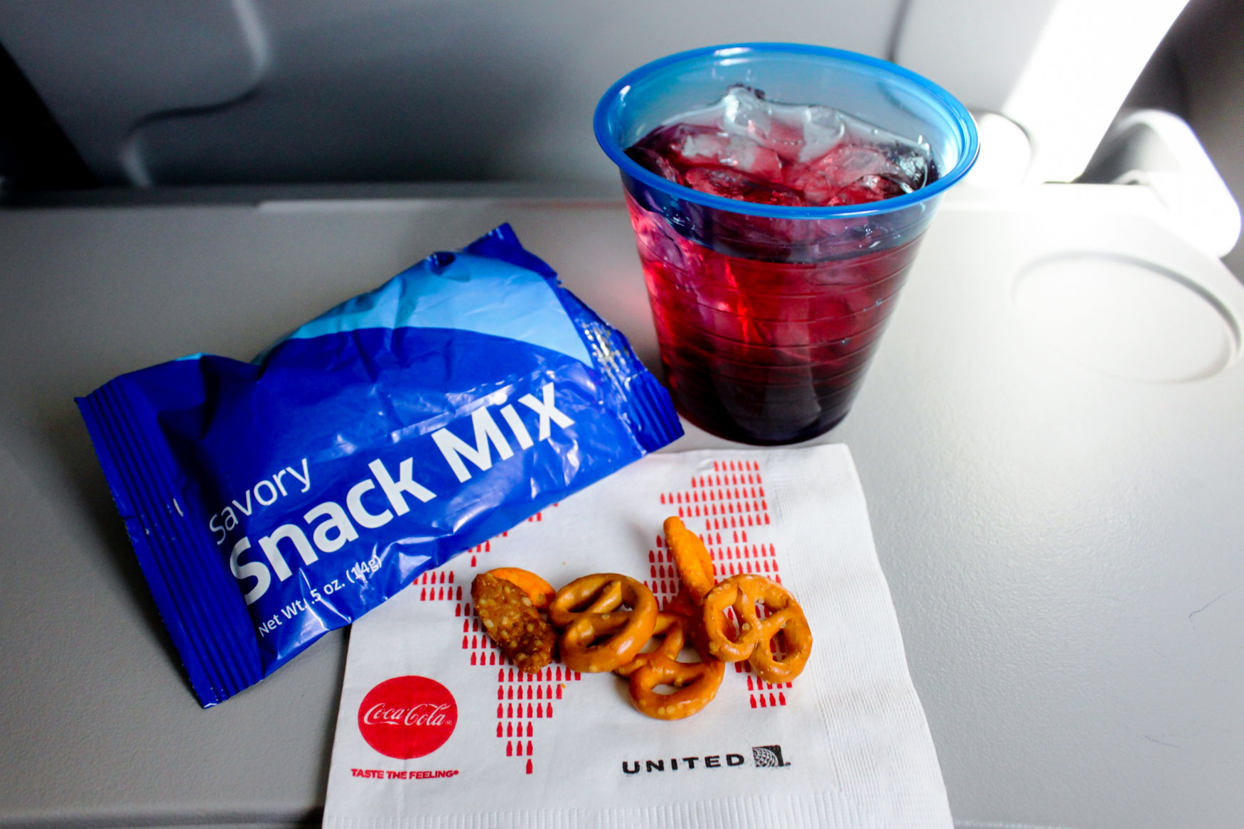United Express Snack Mix