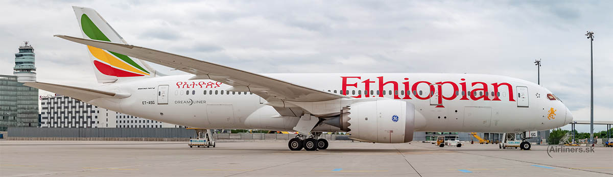 Ethiopian's Addis Ababa - Tokyo to Operate via Seoul Instead of Hong Kong from June 2018