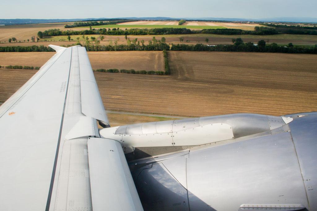 FlyNiki A320 Wing
