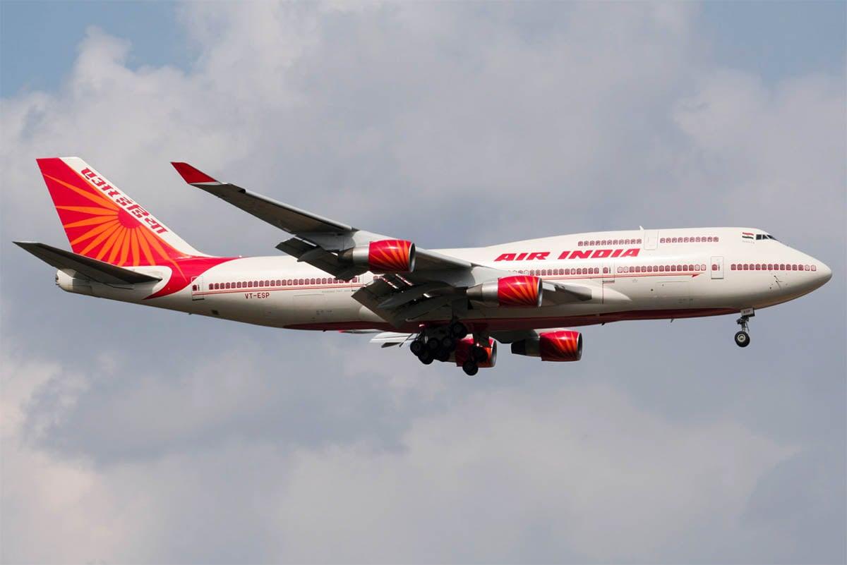 Air India Boeing 747-400