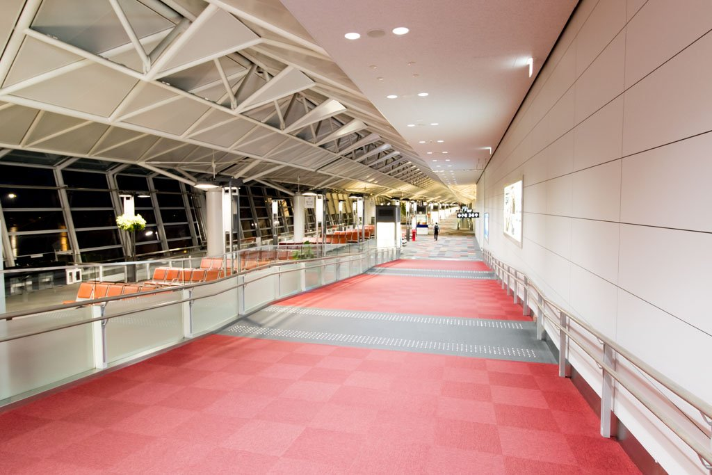 Domestic Airside at Nagoya Centrair