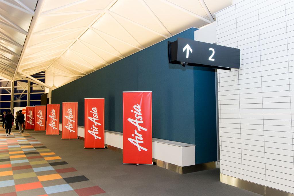 Gate 2 Area