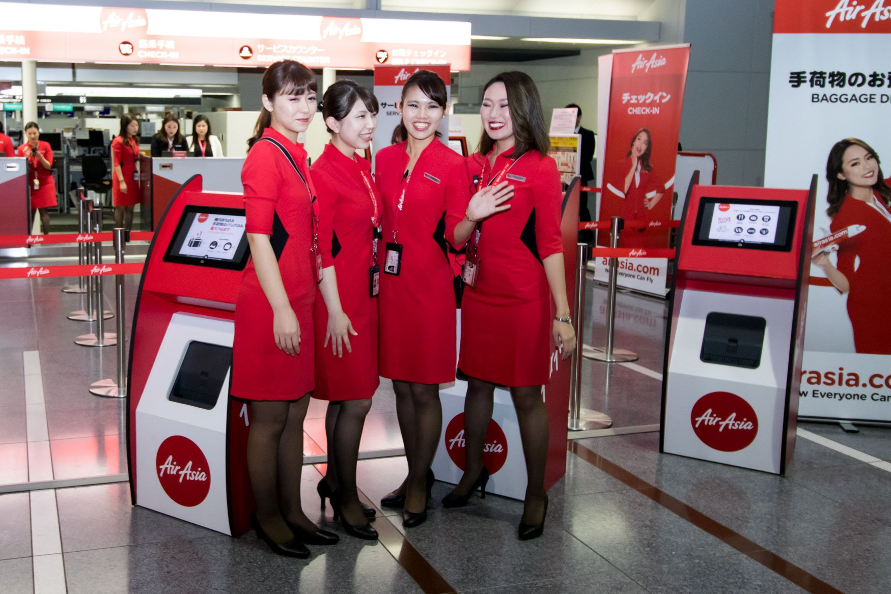 AirAsia Japan Staff