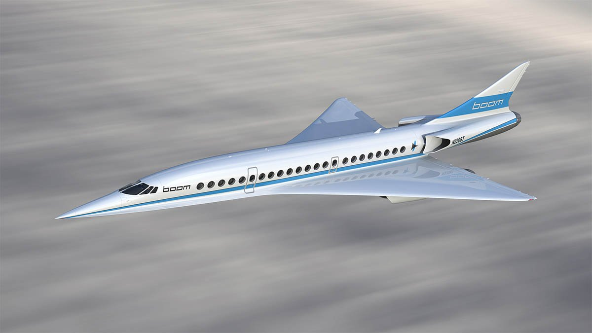 Japan Airlines and Boom Announce Partnership in Development of a Supersonic Jet