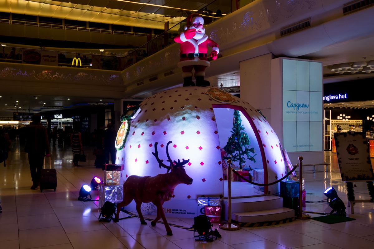Delhi Christmas Decorations