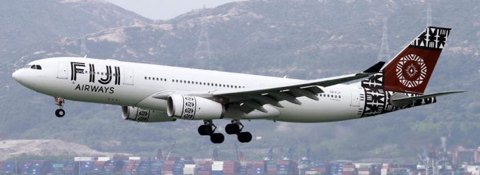 Fiji Airways Announces Launch of Nadi - Tokyo Route, Starting in July 2018