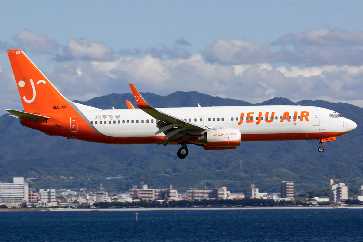 Jeju Air to Launch Flights Between Seoul Incheon and Kagoshima from January 2018