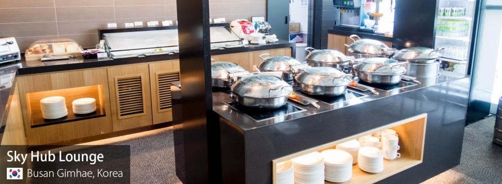 Lounge Review: Sky Hub Lounge at Busan Gimhae