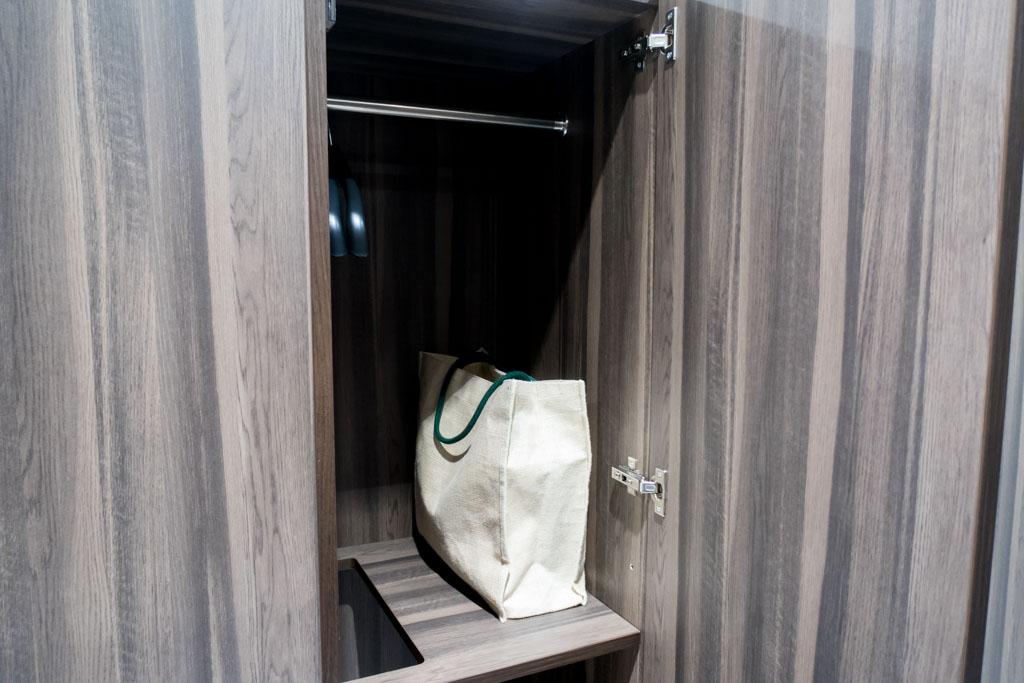 Inside Locker