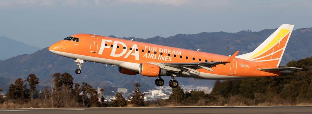 Fuji Dream Airlines Intends to Launch Shizuoka - Izumo and Sendai - Izumo Routes in Next Summer