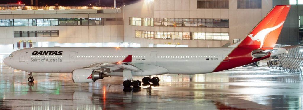 Qantas Returns to Osaka With a Three-Times-a-Week Service to Sydney
