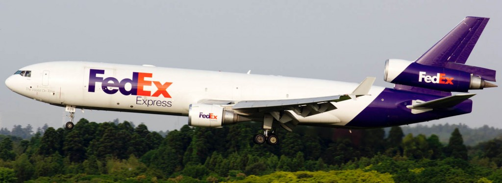 FedEx MD-11 Made an Emergency Landing at Narita Earlier Today Due to Smoke in Cockpit
