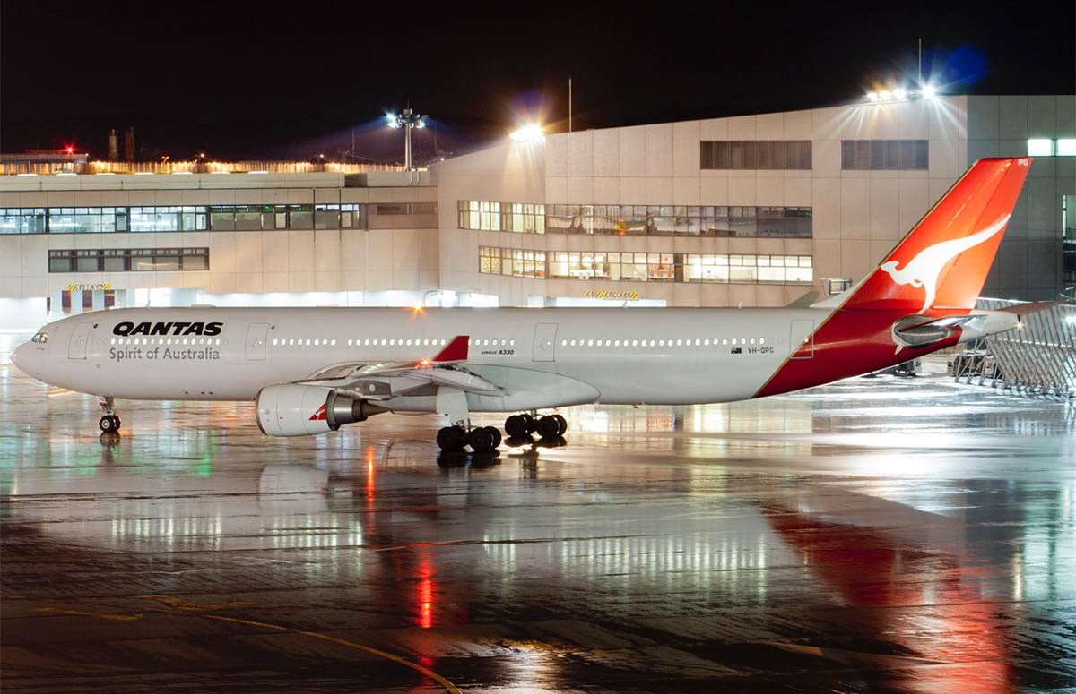 Qantas Announces Plans to Move Melbourne - Tokyo Flights from Narita to Haneda