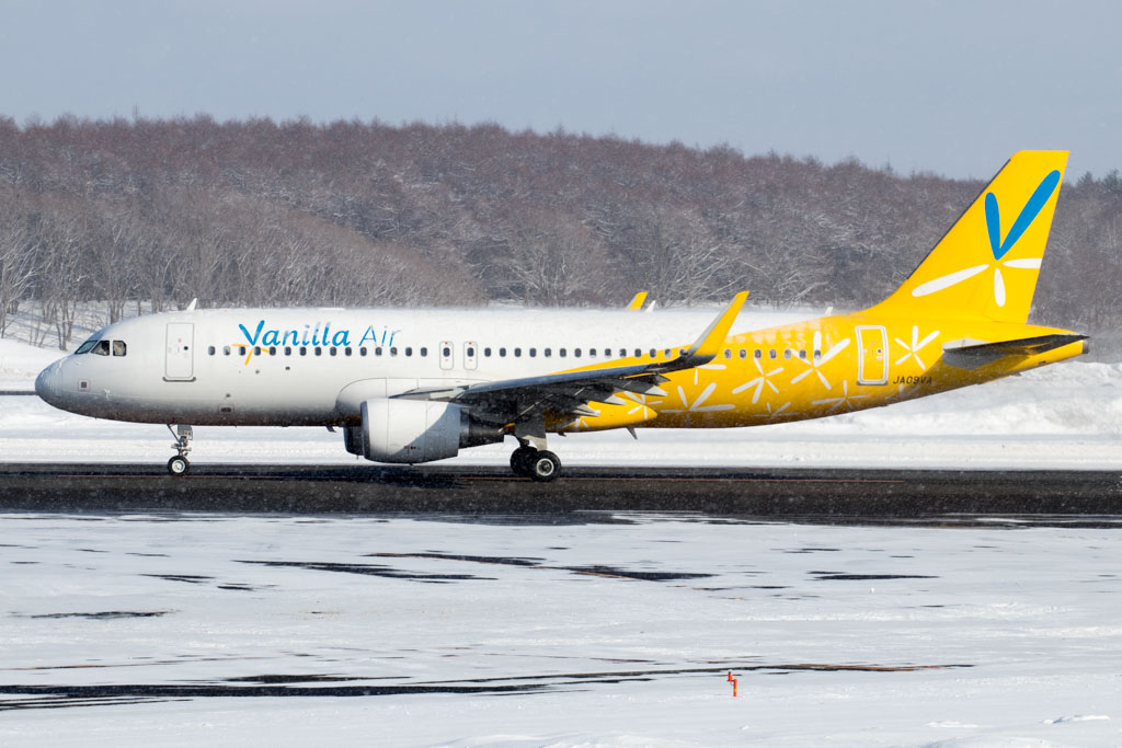 Vanilla Air Airbus A320-200