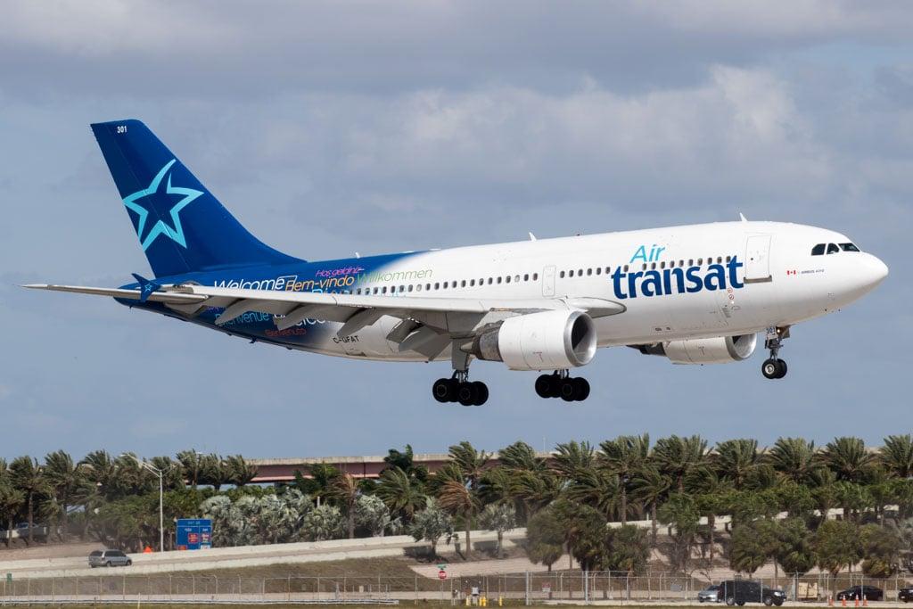 Air Transat Airbus A310-300