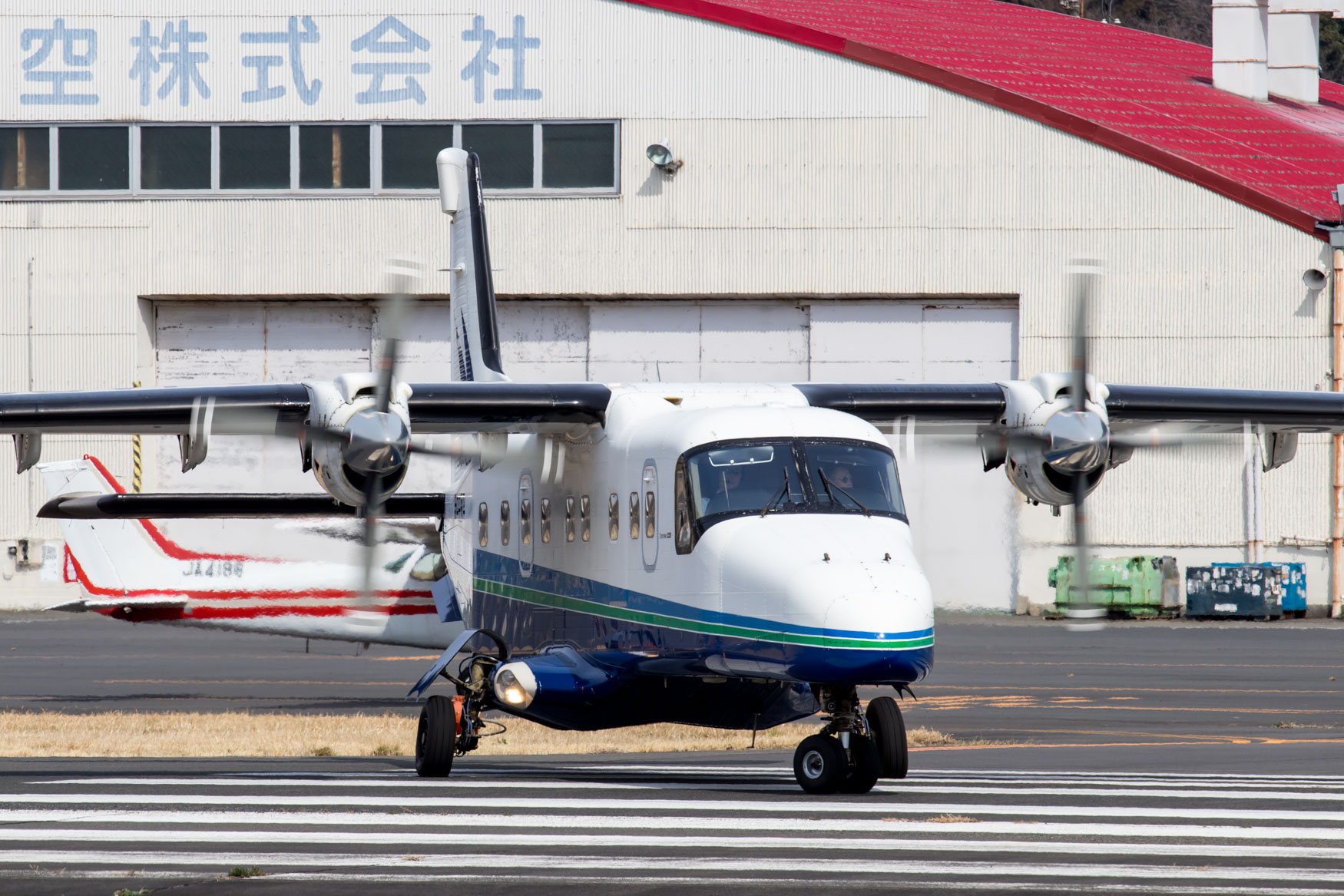New Central Air Service Dornier Do-228